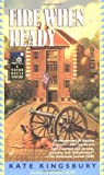 Kingsbury, Kate: Fire When Ready (WWII Manor House Mystery Series)
