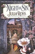 Night of Sin by Julia Ross