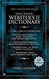 Mifflin, Houghton: Webster&#39;s II Dictionary