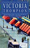 Thompson, Victoria: Murder in Little Italy: A Gaslight Mystery