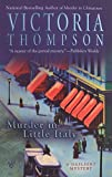 Thompson, Victoria: Murder in Little Italy (Gaslight Mystery)