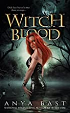 Witch Blood (Elemental Witches, Book 2) by…