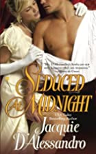 Seduced at Midnight by Jacquie D'…