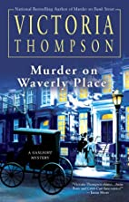 Murder on Waverly Place by Victoria Thompson
