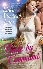 Bride by Command by Linda Winstead Jones