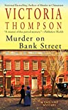 Thompson, Victoria: Murder on Bank Street (Gaslight Mystery)