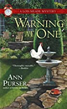 Warning at One by Ann Purser