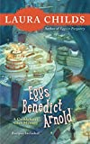 Childs, Laura: Eggs Benedict Arnold (A Cackleberry Club Mystery)