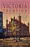 Thompson, Victoria: Murder on Lexington Avenue (Gaslight Mystery)