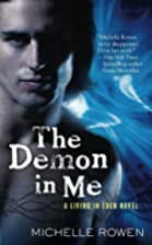 The Demon in Me by Michelle Rowan