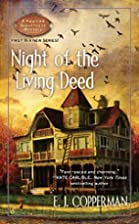 Night of the Living Deed (A Haunted…