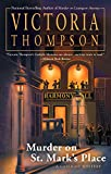 Thompson, Victoria: Murder on St. Mark's Place (Gaslight Mystery)