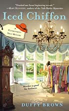 Iced Chiffon (A Consignment Shop Mystery) by…