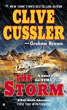 The Storm by Clive Cussler Graham Brown