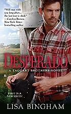 Desperado (A Taggart Brothers Novel) by Lisa…