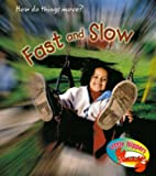 Sue Barraclough: Fast and Slow on the Farm (Little Nippers: How Do Things Move) (Little Nippers: How Do Things Move)