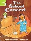 Medearis, Angela Shelf: Rigby Star Guided Lime Level: The School Concert Single