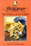 Shakespeare, William: The Taming of the Shrew (Shakespeare: The Animated Tales S.)