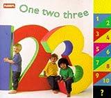 Hardwick, Fiona: Playskool One Two Three: A Counting Tab Index Board Book