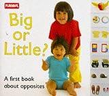 Hardwick, Fiona: Opposites (Playskool Tab Index Board Books)