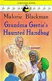 Blackman, Malorie: Grandma's Haunted Handbag (Banana Books)