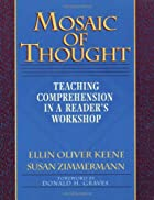 Mosaic of Thought: Teaching Comprehension in…