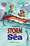 Masters, Anthony: Storyworlds Bridges Stage 11 Storm at Sea 6 Pack