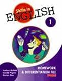 McNab, Lindsay: Skills in English: Homework and Differentiation File Bk. 1