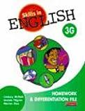 Pilgrim, Imelda: Skills in English: Green: Homework and Differentiation File 3