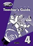 Griffiths: Maths Spotlight: Year 4 Teacher's Book