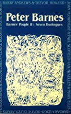 Barnes' people II : seven duologues by Peter…