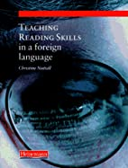Teaching Reading Skills in a Foreign…