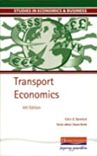 Studies in Economics and Business: Transport…