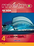 McLachlan, Anneli: Metro 4 for AQA Higher Student Book