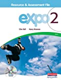 Ramage, Gill: Expo 2 Vert Resource and Assessment File (Expo 2)