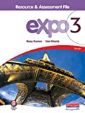 Ramage, Gill: Expo 3: Rouge Resource and Assessment File (Expo 3)