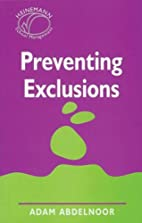 Preventing Exclusions (Heinemann School…
