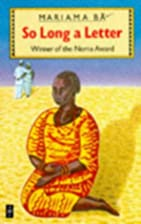 So Long a Letter (African Writers Series) by…