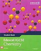 Edexcel IGCSE Chemistry (Student Book)…