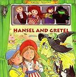 Stevenson, Peter: Hansel and Gretel with Finger Puppets (Finger Puppet Theater)