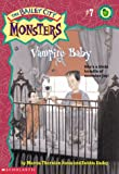 Jones, Marcia Thornton: Vampire Baby