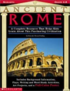 Ancient Rome (Grades 4-8) by Alexandra…