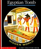 Claude Delafosse: Egyptian Tomb: Hidden World