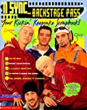 Johns, Michael-Anne: N Sync-Backstage Pass: Your Kickin' Keepsake Scrapbook!