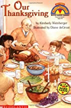Our Thanksgiving by Kimberly Weinberger