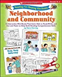 Fleming, Maria: Reading-for-Meaning Mini-Books: Neighborhood and Community: 12 Interactive Mini-Books That Invite Kids to Read, Write, and Cut and Paste to Help Build ... Skills (20 Emergent Reader Mini-Books)