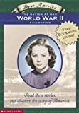 Scholastic: Dear America: The Nation at War  World War II Collection