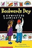 Joan Holub: Backwards Day (Hello Reader Level 3 - Grades 1 & 2) (Scholastic Cartwheel Books)