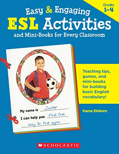 easy-and-engaging-esl-activities-and-mini-books-for-every-classroom-teaching-tips-games-and-mini-books-for-building-basic-english-vocabulary
