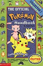 The Official Pokemon Handbook by Maria S.…